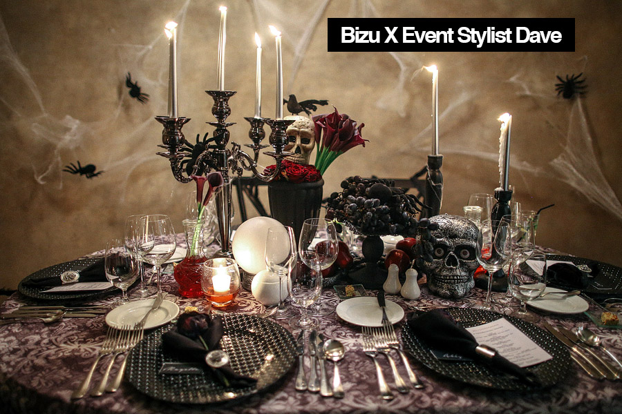 Bizu X Event Stylist Dave Halloween Party 2016