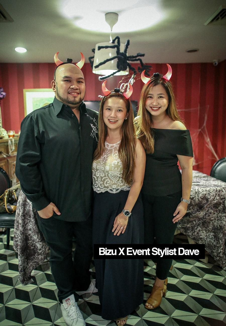 Bizu X Event Stylist Dave | Dave Sandoval